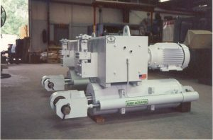Q-Series to Operate a Barge Positioning System at a Barge Unloader