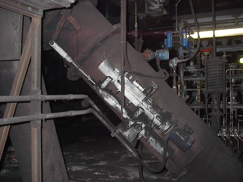 Kerry Actuator on a Boiler Feed